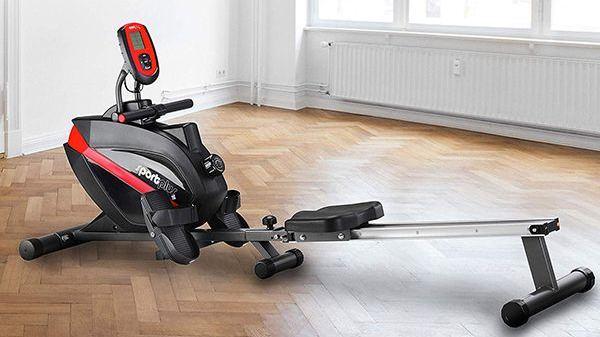 rameur Sportstech RSX500